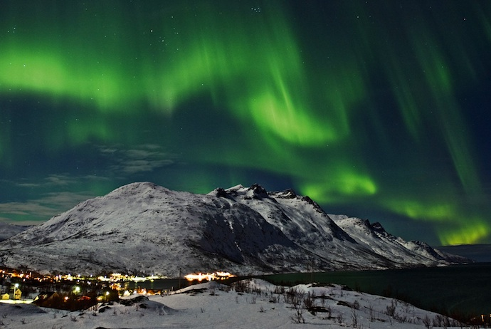 There are lots of options for seeing the northern lights in Norway