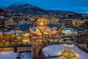 Bergen Christmas Market, Bergen @ Bergen | Hordaland | Norway