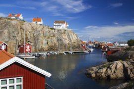 The Bohuslän coast, Sweden