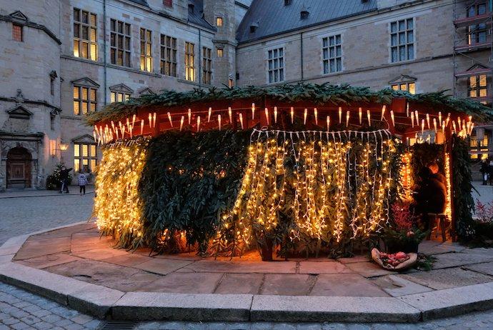 Kronborg Christmas market