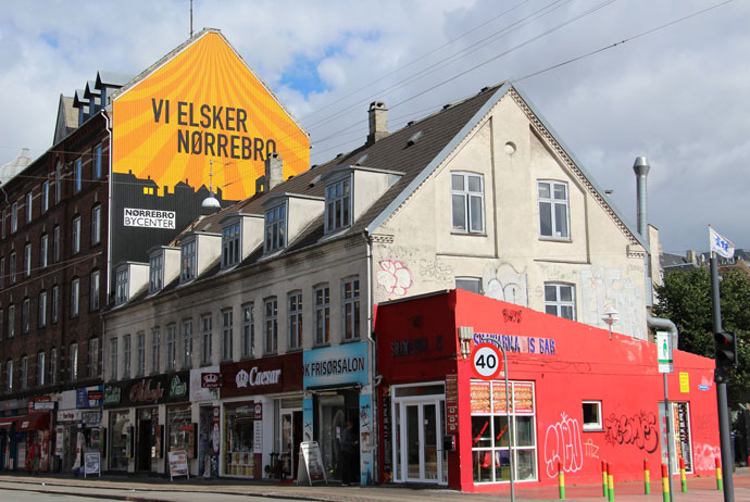 Nørrebro is one of Copenhagen's best areas to stay in and explore