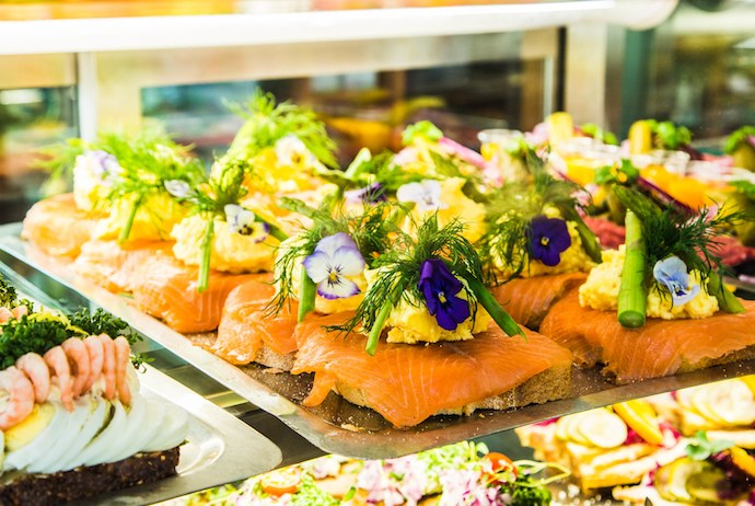 Learn to make smørrebrød and meet new people in Scandinavia