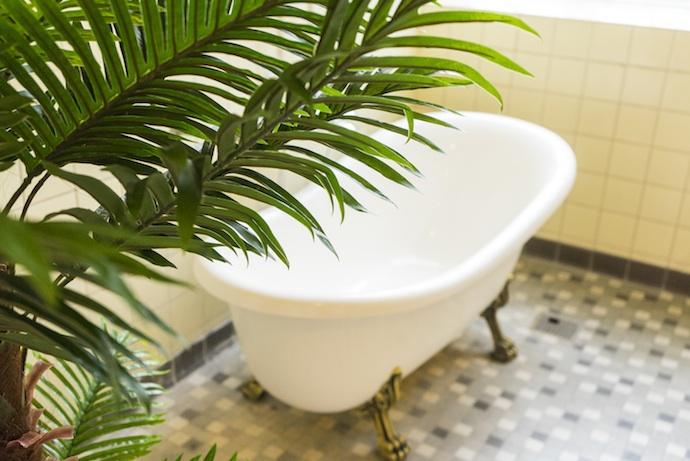 Warm up in winter in a cosy bathhouse in Copenhagen