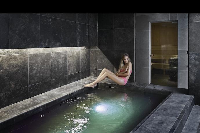 Keep warm this winter in an indoor spa in Copenhagen