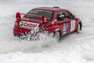 Arctic Lapland Rally, Rovaniemi @ Rovaniemi