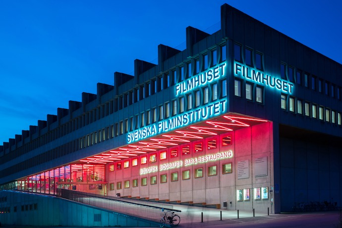 Filmhuset in Stockholm is a favourite art-house cinema
