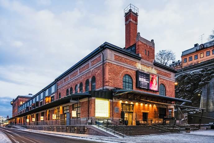Fotografiska in Stockholm, the world's largest museum of photography