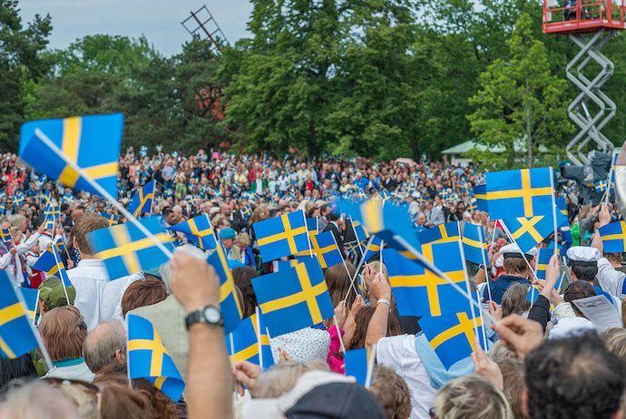 National Day, Sweden