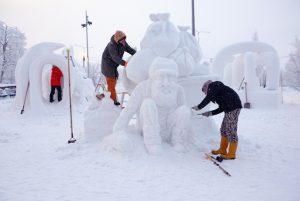Kiruna Snow Festival, Kiruna @ Kiruna
