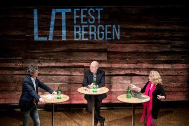 Meet authors and listen to talks at Lit Fest Bergen