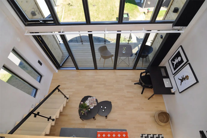 There are some really cool Airbnbs for rent in Scandinavia