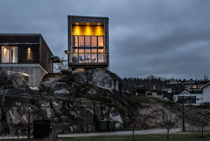 This Swedish cube house is one of Scandinavia's best Airbnb rentals