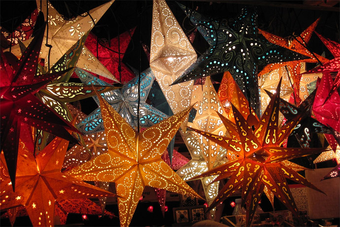 There are lots of fun Christmas markets in Scandinavia