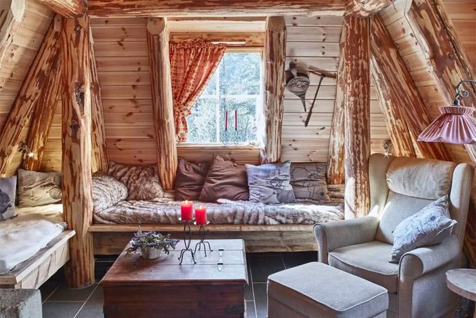 Hobbit house in Norway