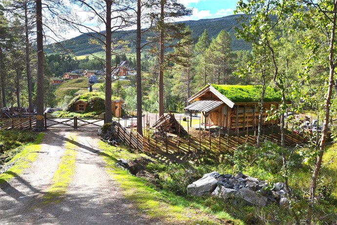 Looking for somewhere unusual to stay? Try this hobbit house in Norway