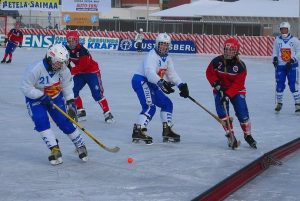 Women's World Championship in Bandy 2020, Oslo @ Oslo