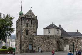 3-Hour Self-Guided Audio Tour in Bergen