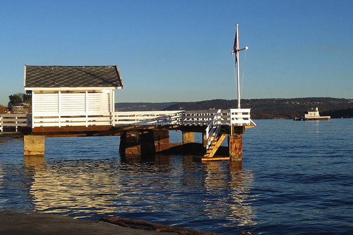 You can visit the Bygdøy peninsula, Oslo by public ferry