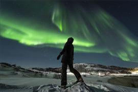 Northern Lights Chase, Tromsø