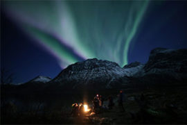 Northern Lights Photography Tour in Tromsø