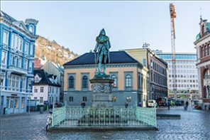 Private Tour with a Local in Bergen