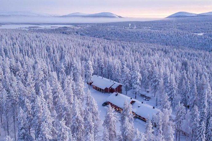 Kuerkievari KuerHostel, Finland, a great base for hiking and skiing