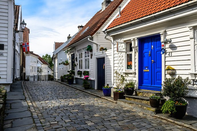 Stavanger makes a great base to visit Norway's fjords