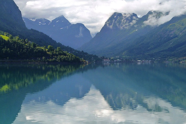 You can also use the Fjordcard to explore the Nordfjord