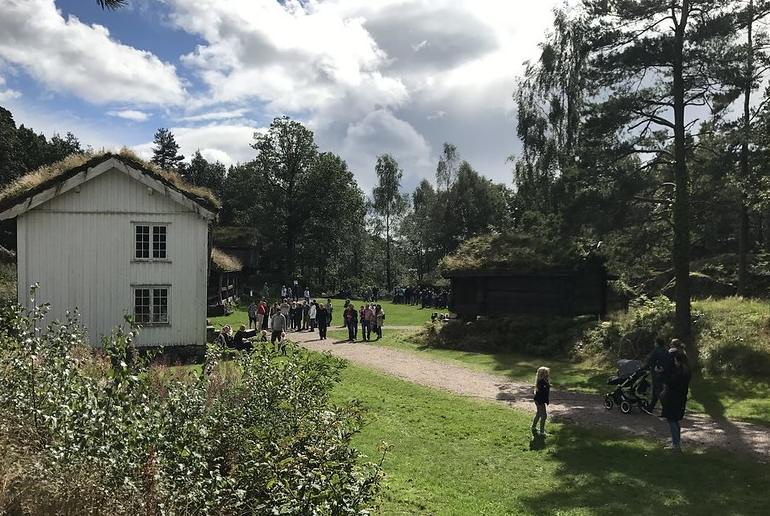 Kristiansand Museum is a great open-air museum and cheap to visit.