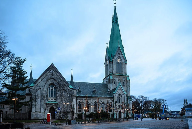 Visiting Kristiansand Cathedral is one of 30 free and chips things to do
