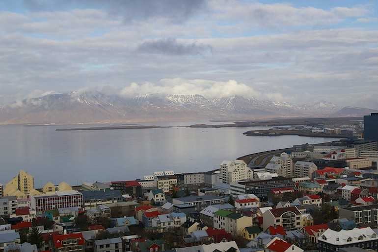 There are plenty of boat tours and cruises from Iceland's capital, Reykjavík