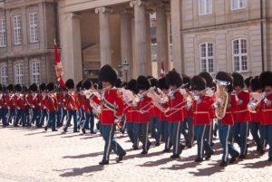 Queen Margrethe's 80-year birthday, Copenhagen @ Copenhagen | København | Denmark