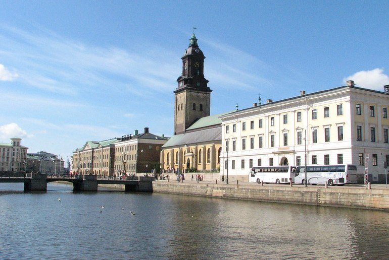 Gothenburg is one Sweden's best cities to visit.