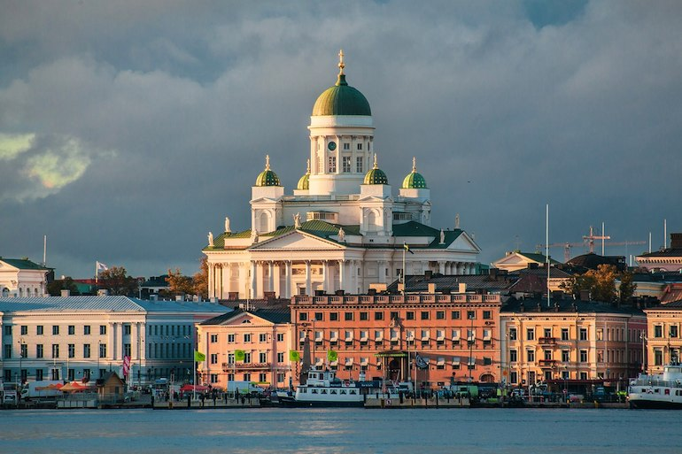 See the sights of Helsinki on a layover tour from the airport