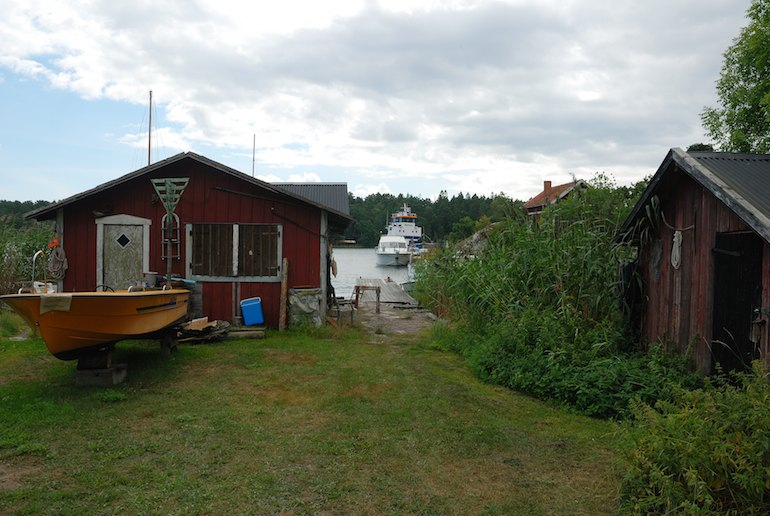 Ingmarsö is one of the best islands to visit in the Stockholm archipelago