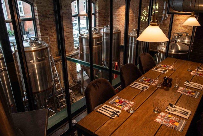 Nørrebro Bryghus is one of Copenhagen's best breweries.