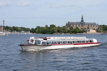 Getting around Stockholm is easy