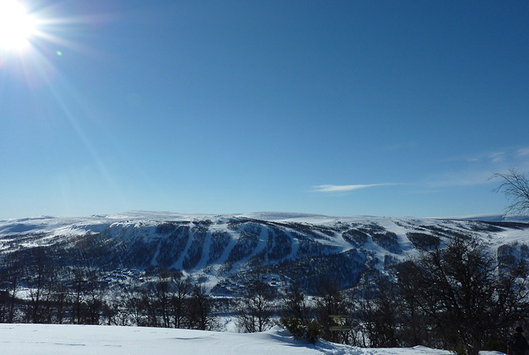 There are lots of Swedish ski areas to choose from