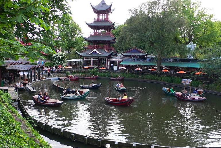 If you're visiting big-ticket sights such teh Tivoli Gardens, buying the Copenhagen Card can save you money