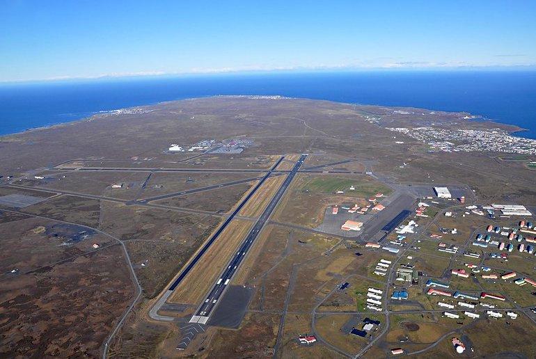 Getting from Keflavík airport to Reykjavík city centre.