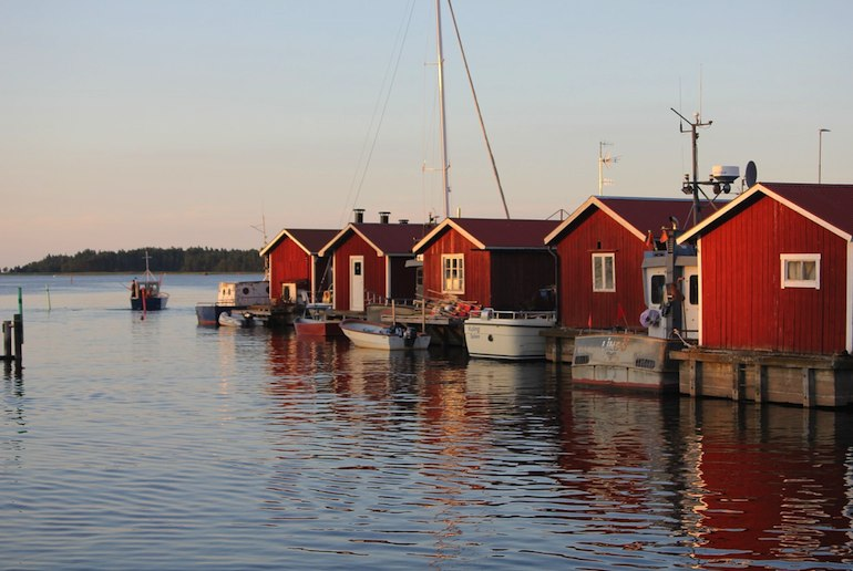 Lake Vänern, Sweden's largest lake