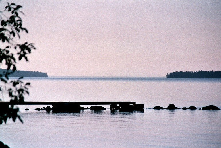 Lake Storsjön, a great lake in Sweden with its own mythical monster
