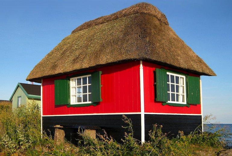 Funen is a popular summer holiday destination in Denmark
