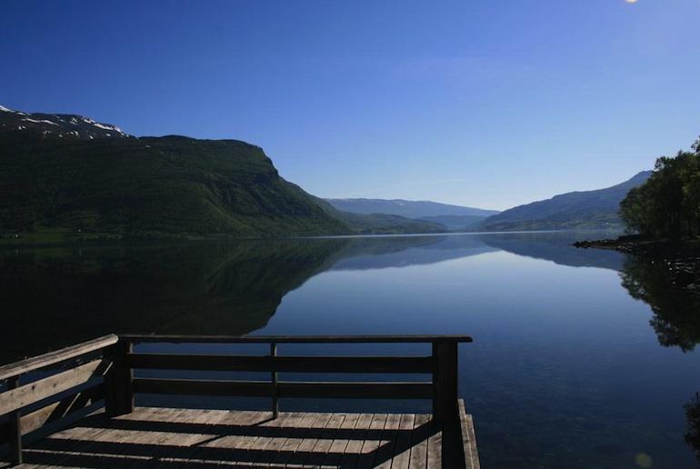 Bøflaten campsite is one Norway's best campsites