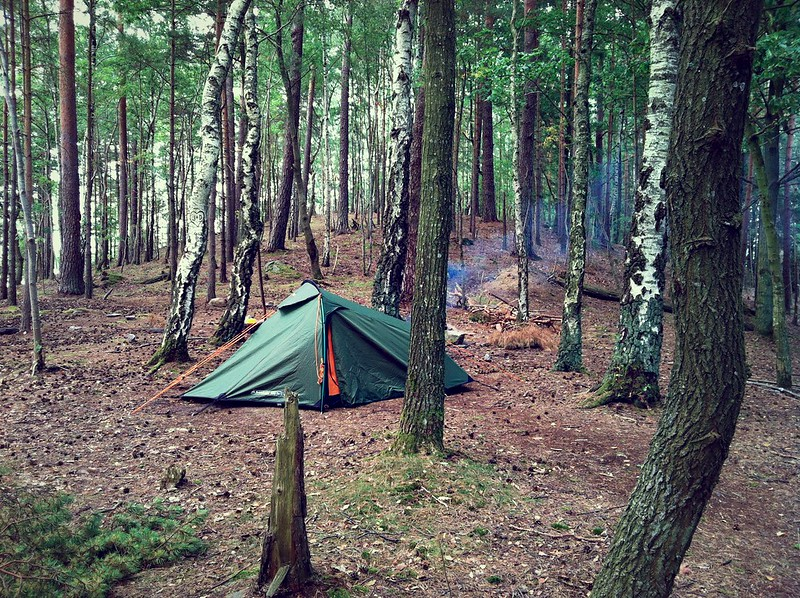 Sweden is one of the best places in the world to go wild camping