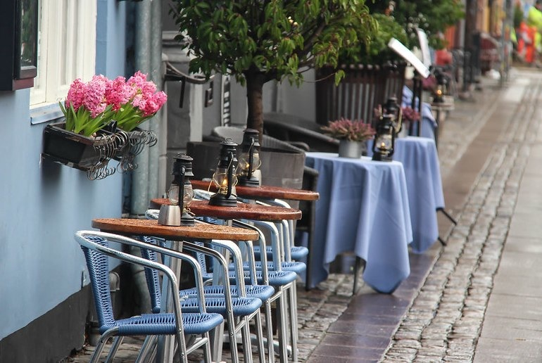Many of Denmark's restaurants have re-opened