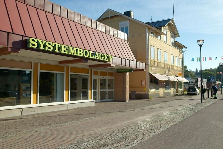 The Systembolaget is the cheapest place to buy strong alchohol in Sweden