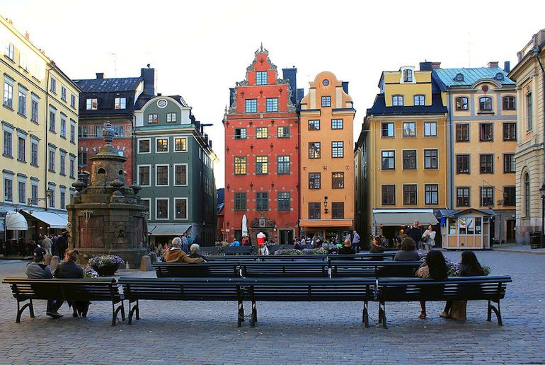 Take in two cities with a Stockholm to Helsinki ferry trip