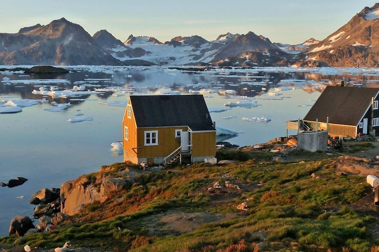 Who owns Greenland?