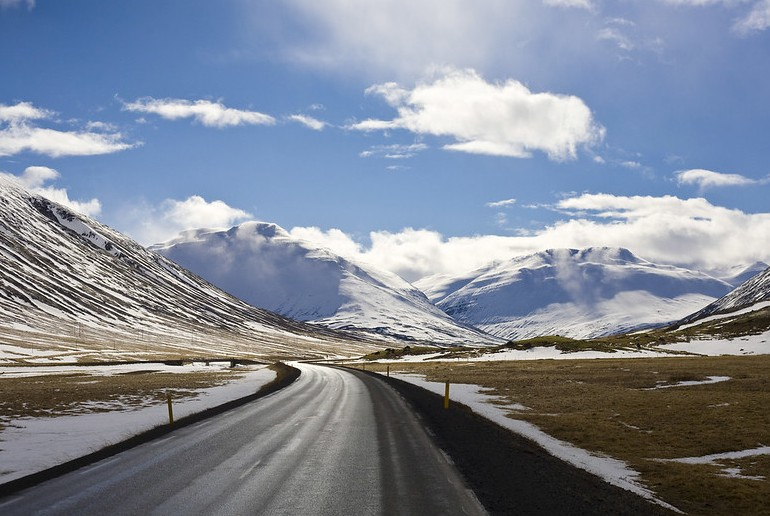 Northern Iceland has plenty to see and do, from fjords and mountains to whales watching and hot tubs